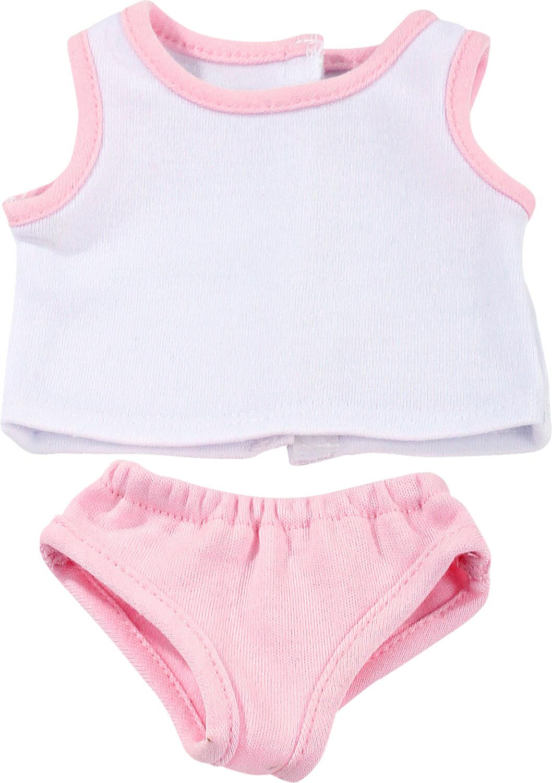BC Unterwäsche pink/weiß 42cm