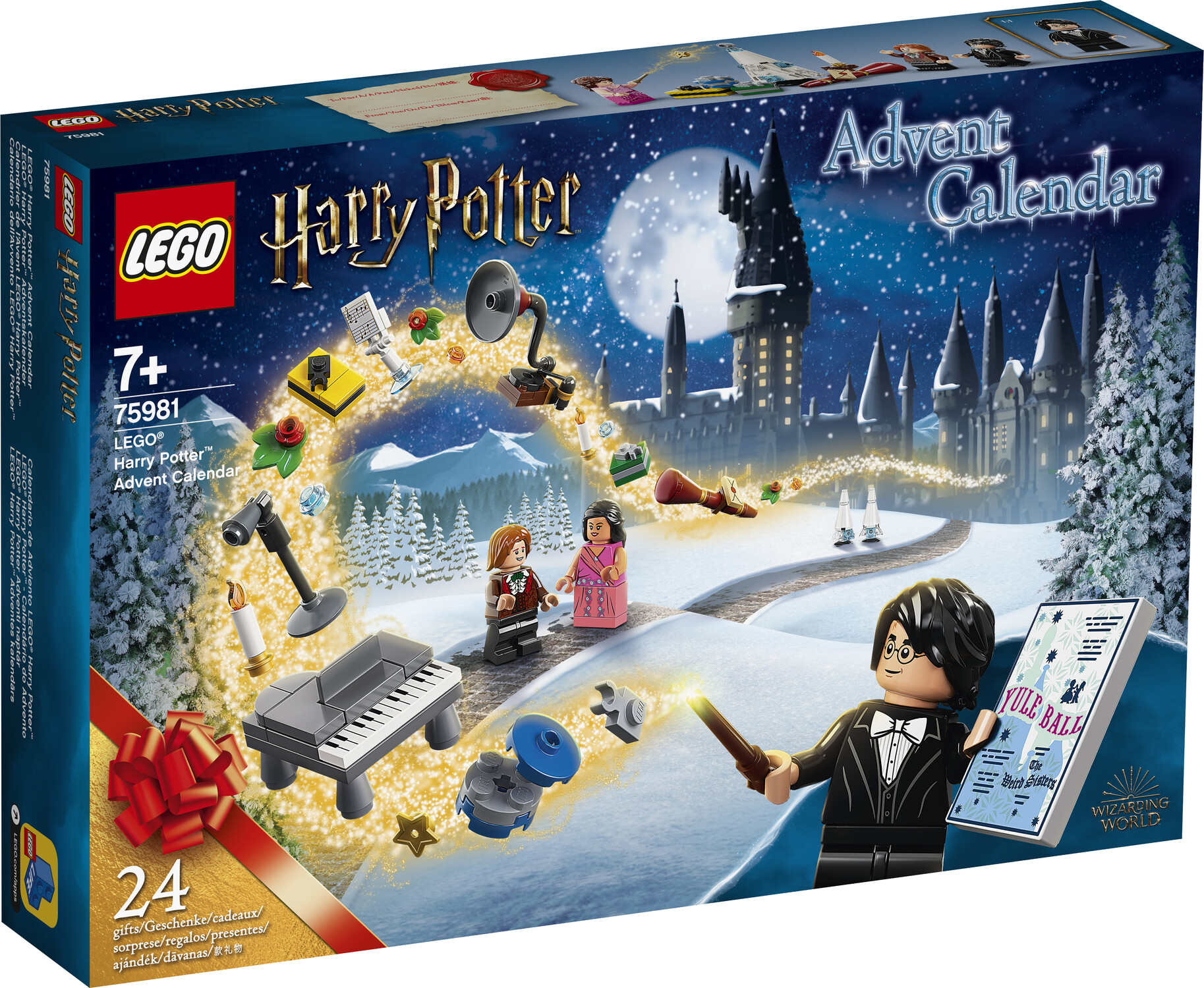 Lego Harry Potter Adventskale