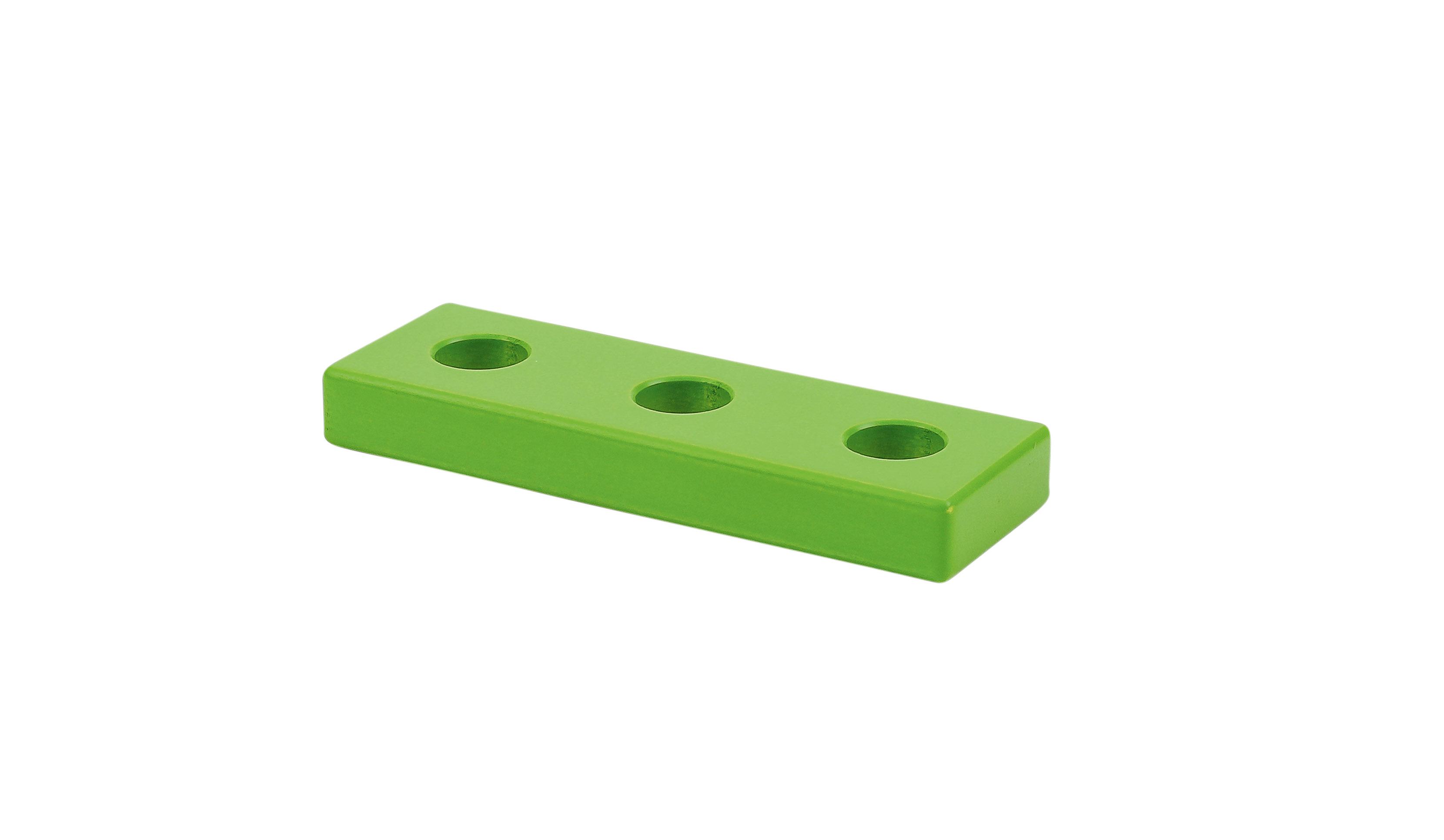 Geburtstagsbank grün 3 Plätze