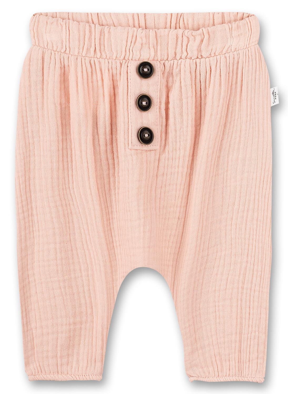 Trousers 074 rose cloud Sanetta PURE