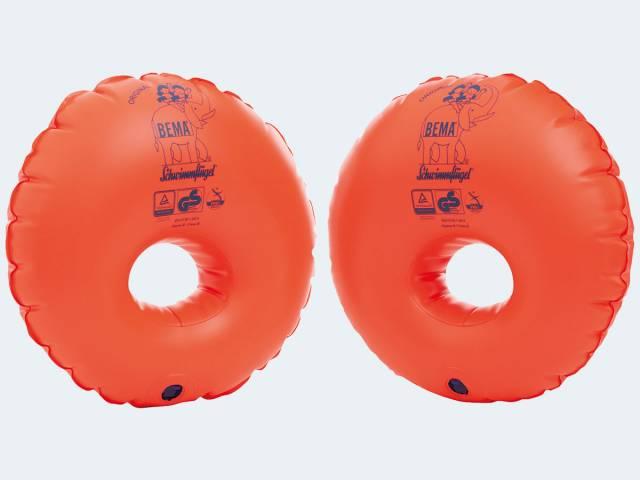 BEMA® Schwimmflügel Duo Protect - mit Schaumstoffkern 3-6 Jahre - bis 30 kg