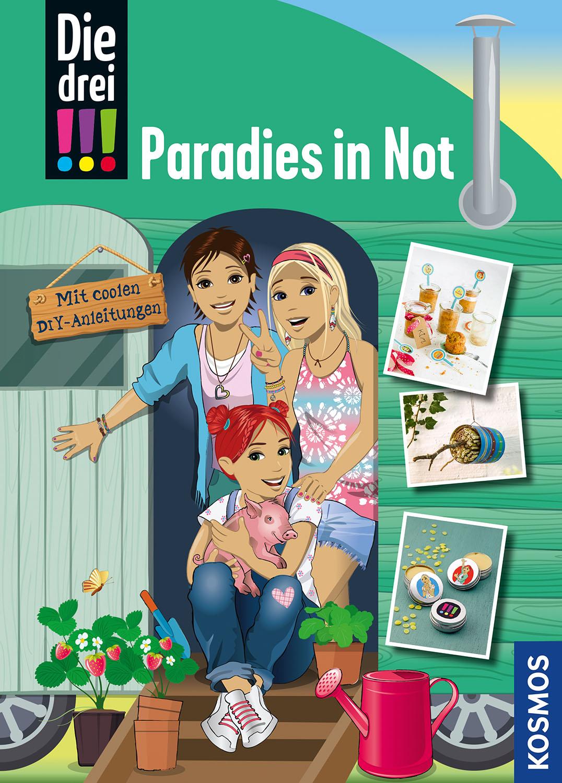 !!! Paradies in Not Mit coolen DIY-Anleitungen