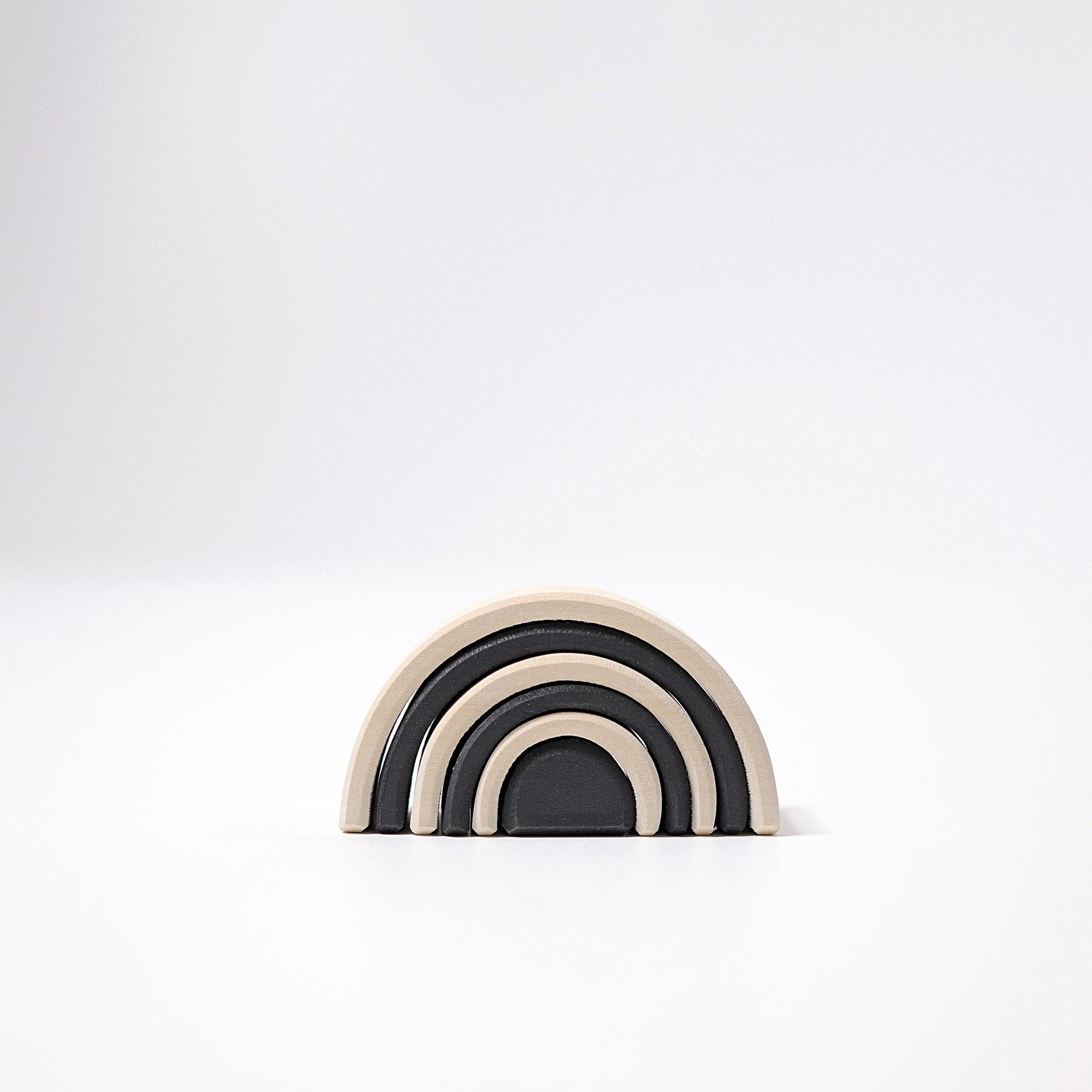 Kleines Bogenspiel monochrom