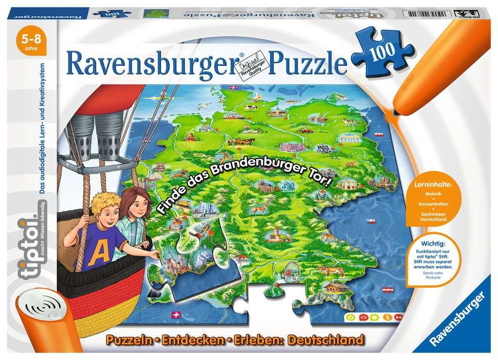 tiptoi® Deutschland (Puzzle)