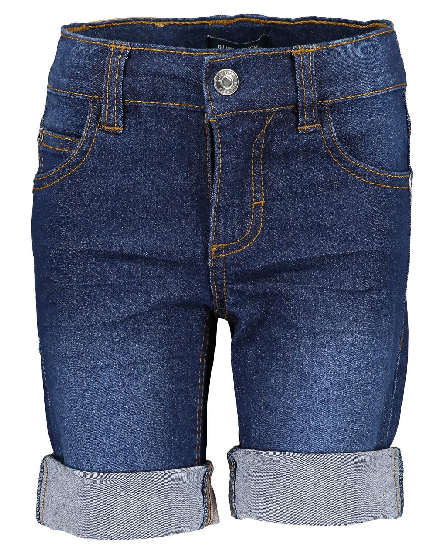 Jeans Bermuda 098 denim Blue Seven