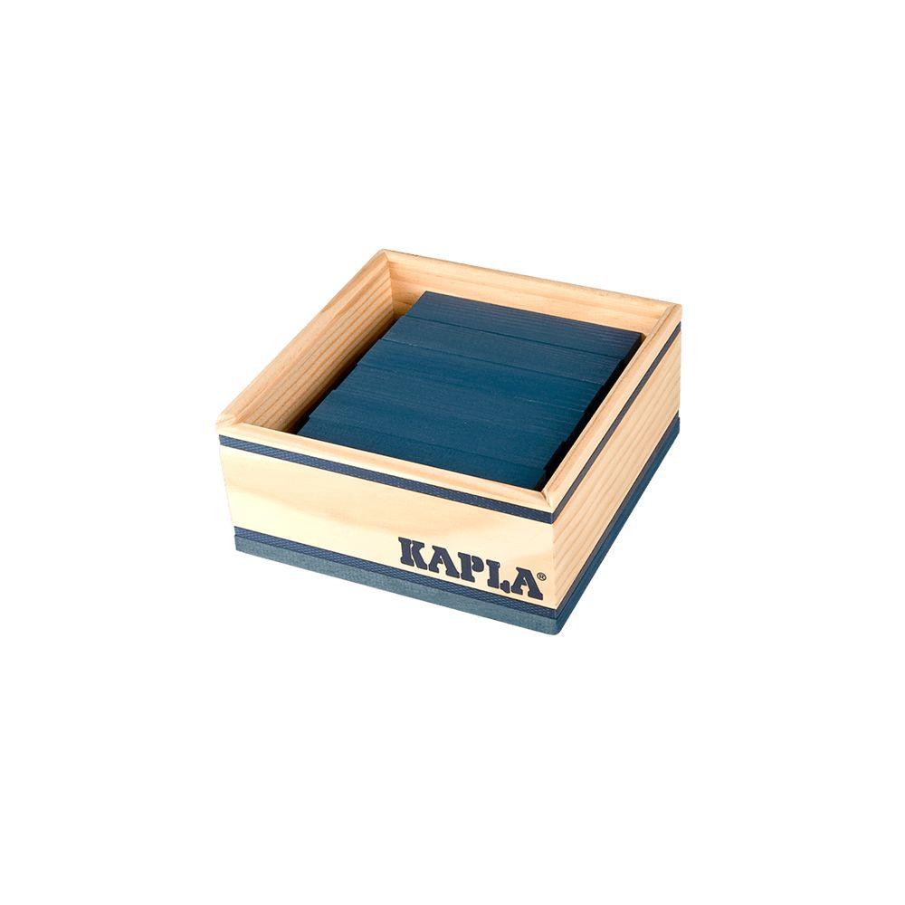 40er Box dunkelblau