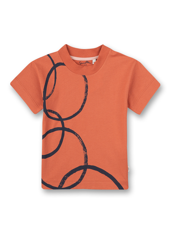 T-Shirt 122 terra Sanetta PURE