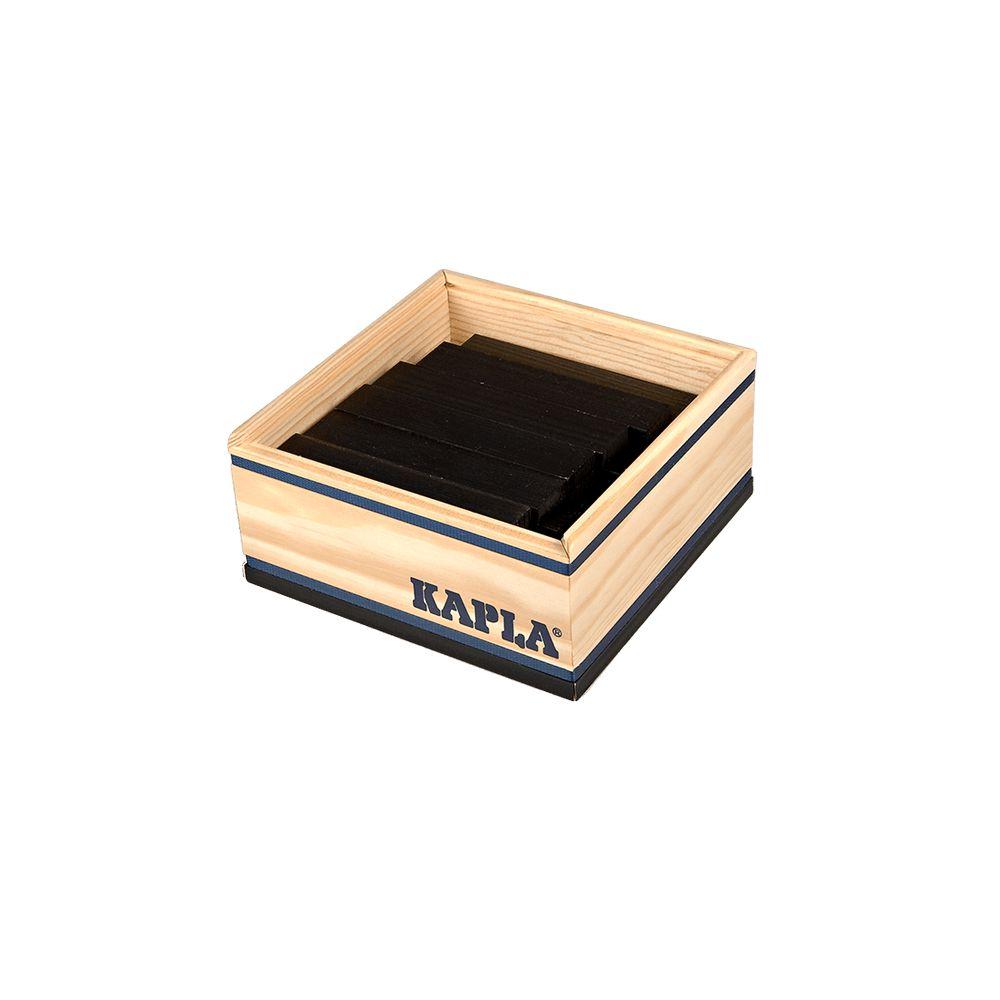 40er Box schwarz