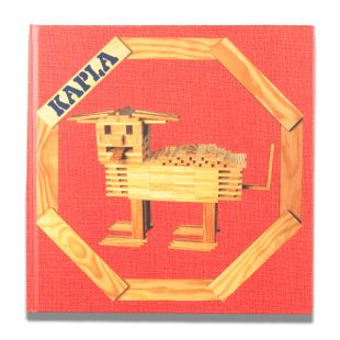 Kunstbuch N°1 rot