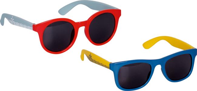 Sonnenbrillen Reisezeit Kids,