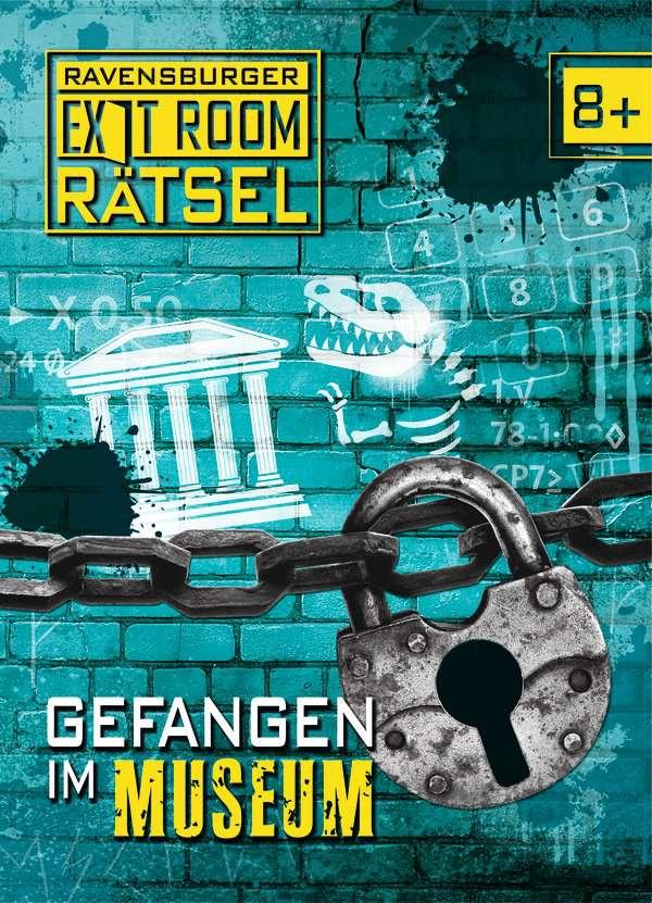 RV Exit Room Rätsel: Museum
