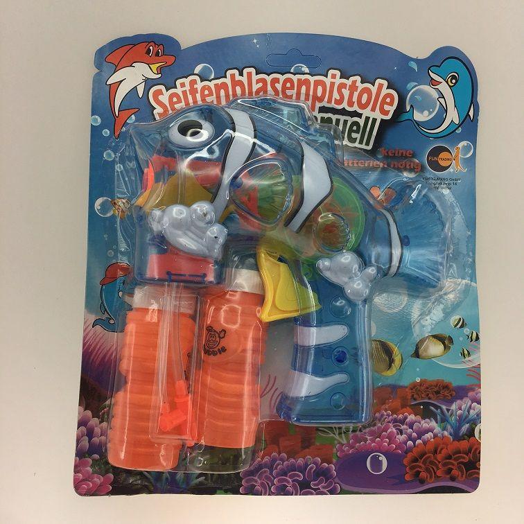 Seifenblasenpistole Fisch manuell