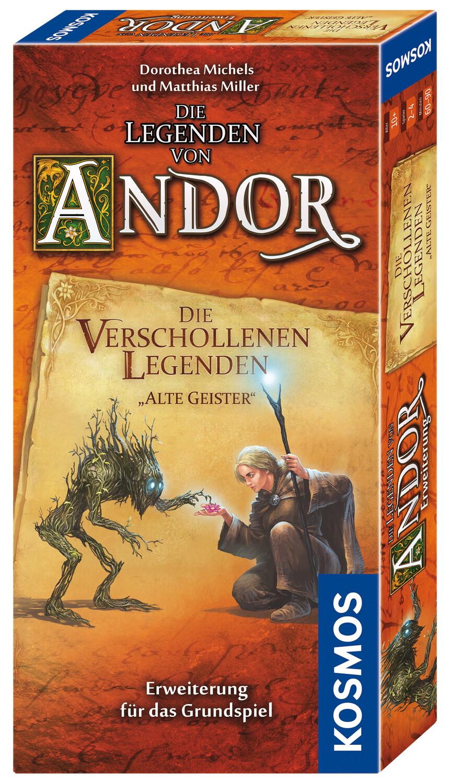 """Andor Verschollene Legenden 1 """"Alte Geister"""""""