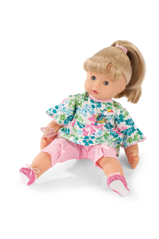 Maxy Muffin, blooms Puppe mit Weichkörper und Haaren