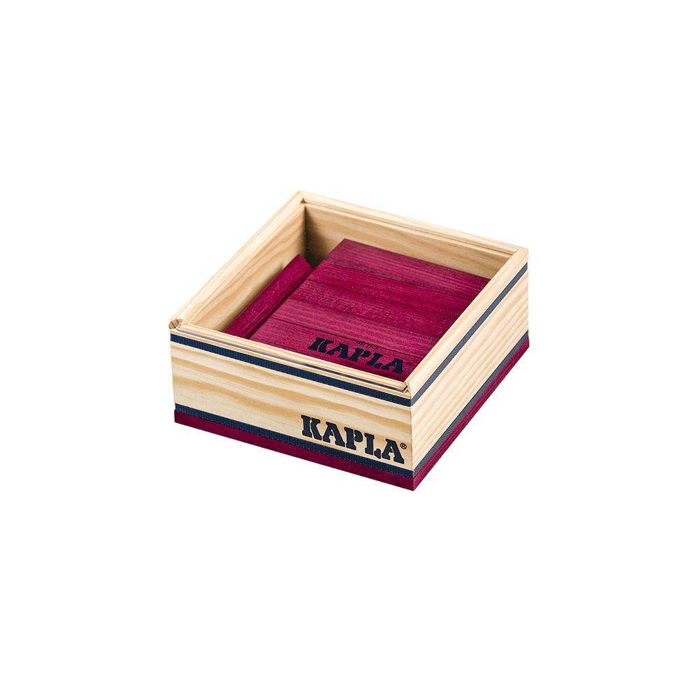 40er Box violett