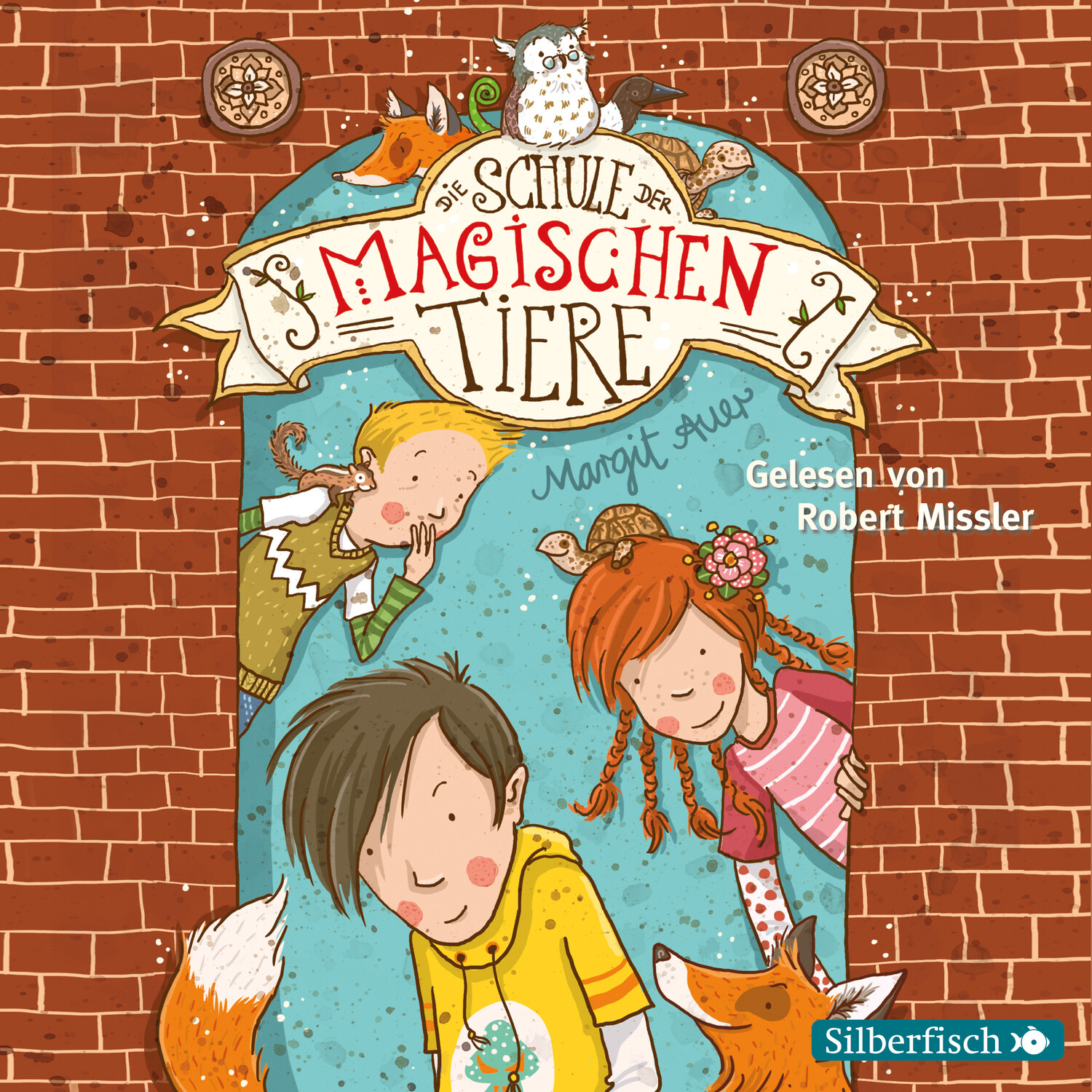 Auer,Schule mag.Tiere 1  2CD