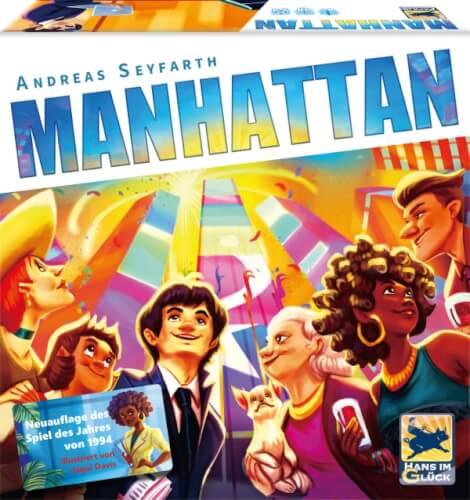 Manhattan Spiel des Jahres 1994