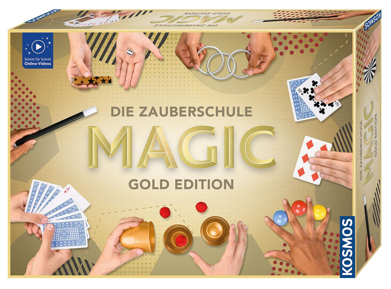 Zauberschule Magic Gold Edition