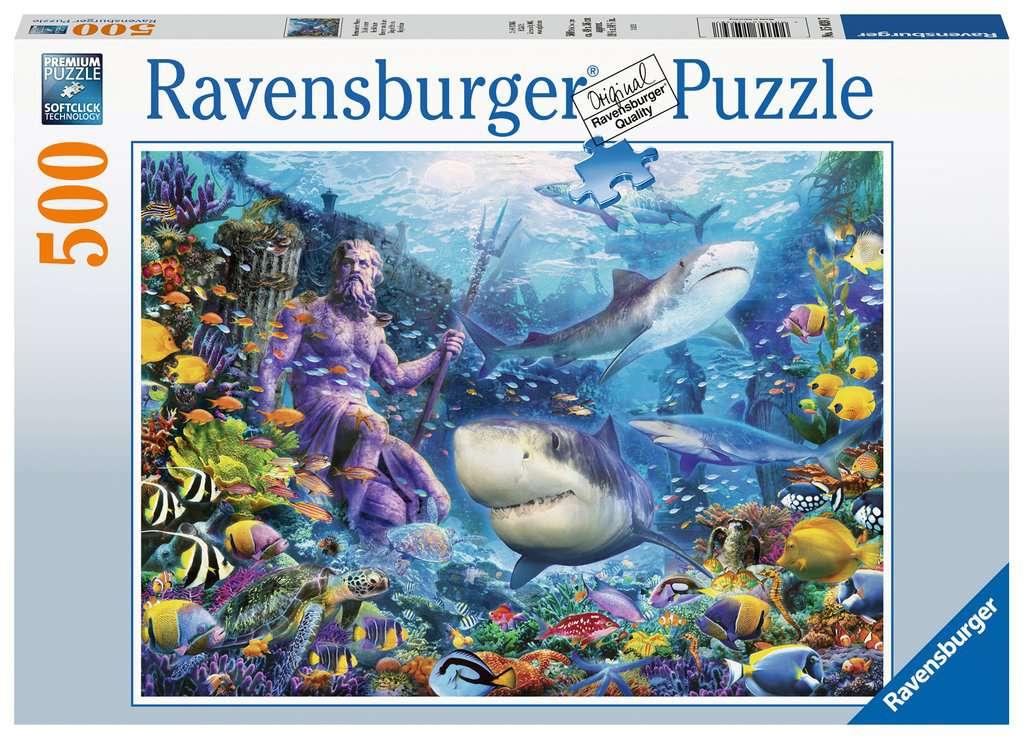 Herrscher der Meere 500 Teile