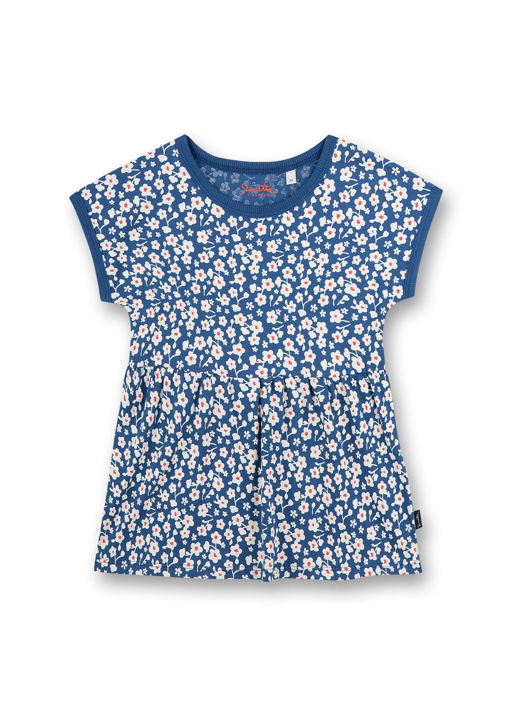 T-shirt 116 bright ocean Sanetta Kidswear
