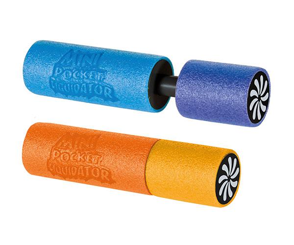 Mini-Pocket-Liquidator 15cm aus Schaumstoff