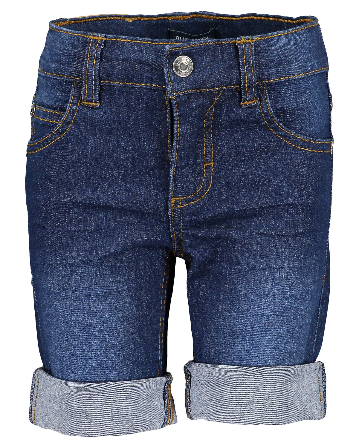 Jeans Bermuda 092 denim Blue Seven
