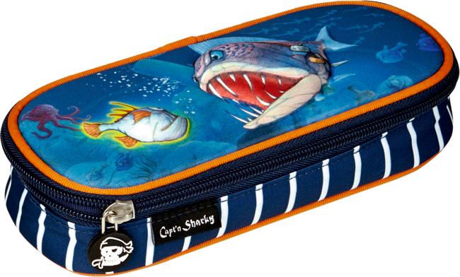 Etui-Box  Capt´n Sharky Tiefs