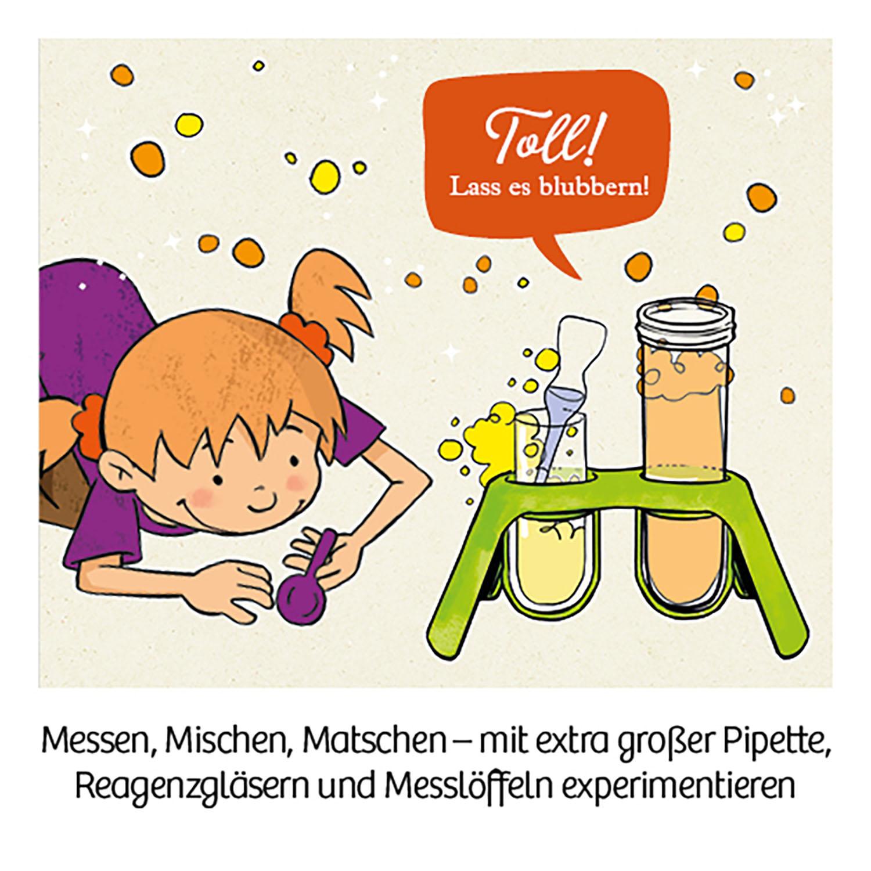Mini-Labor Erstes lernen