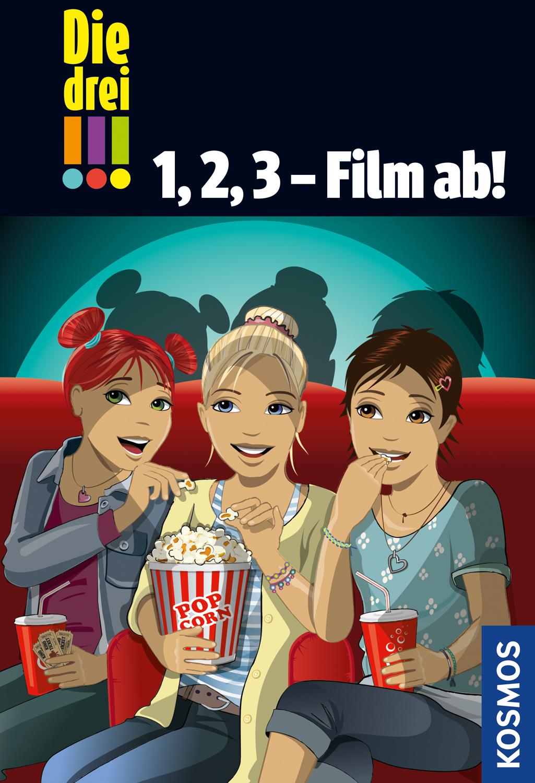 !!! 1,2,3 - Film ab!