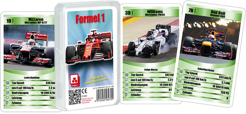 Quartett - Formel1 Keiner