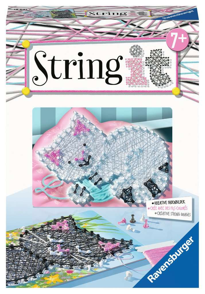 String it Mini: Cats