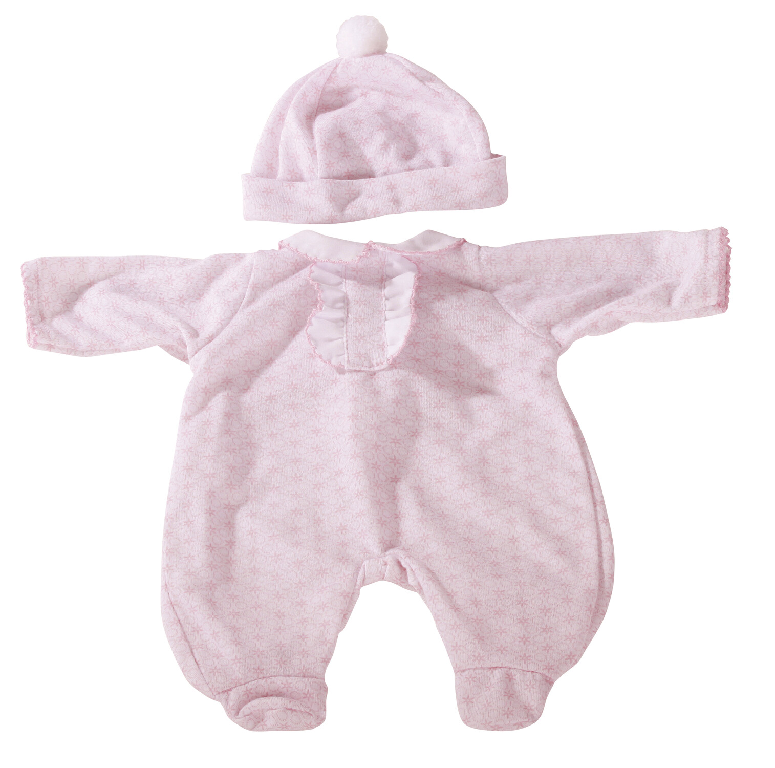 Anzug pink, 30-33cm