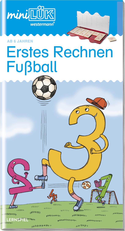 miniLÜK Fußball 1.Rechnen