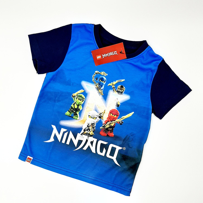 T-Shirt Nijago blau Größen: 104, 110, 116, 122, 128, 134, 140