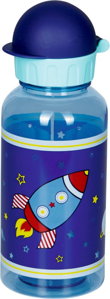 Trinkflasche Rakete Kleine Fr