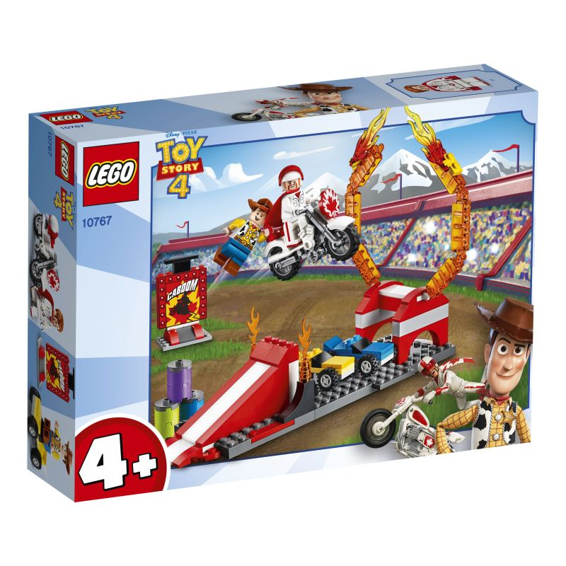 Lego ToyStory Duke Cabooms St
