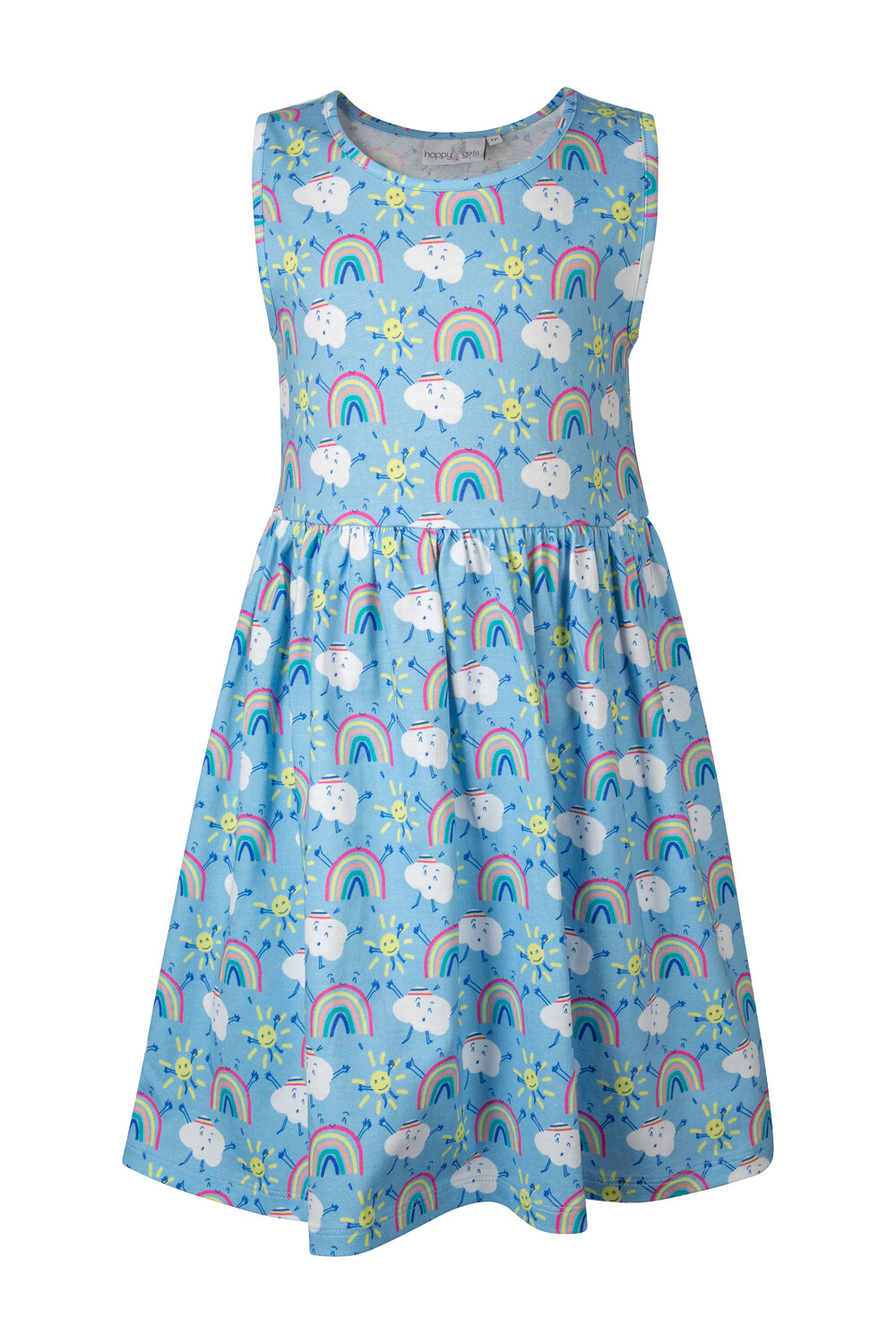 Kleid 92 arctic blue happy girls by Eisend