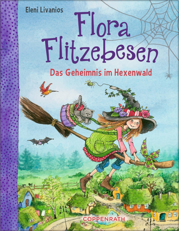 Flora Flitzebesen (Bd. 1) - D