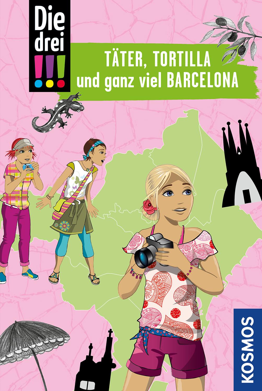 !!! Reise Barcelona