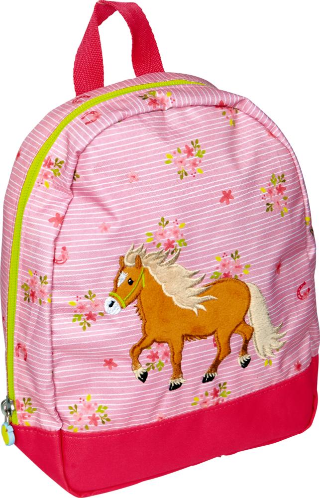 Rucksack rosa  Mein kleiner P