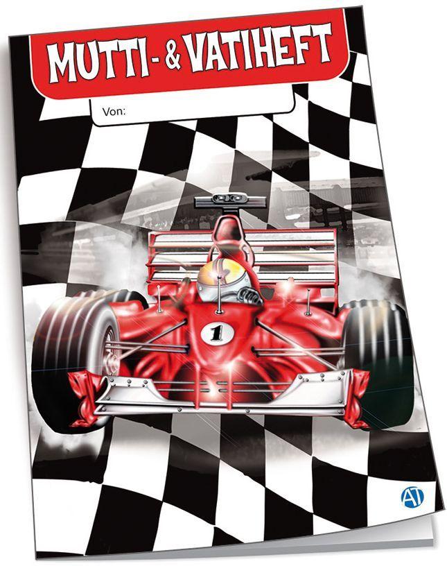 Mutti & Vatiheft Racer