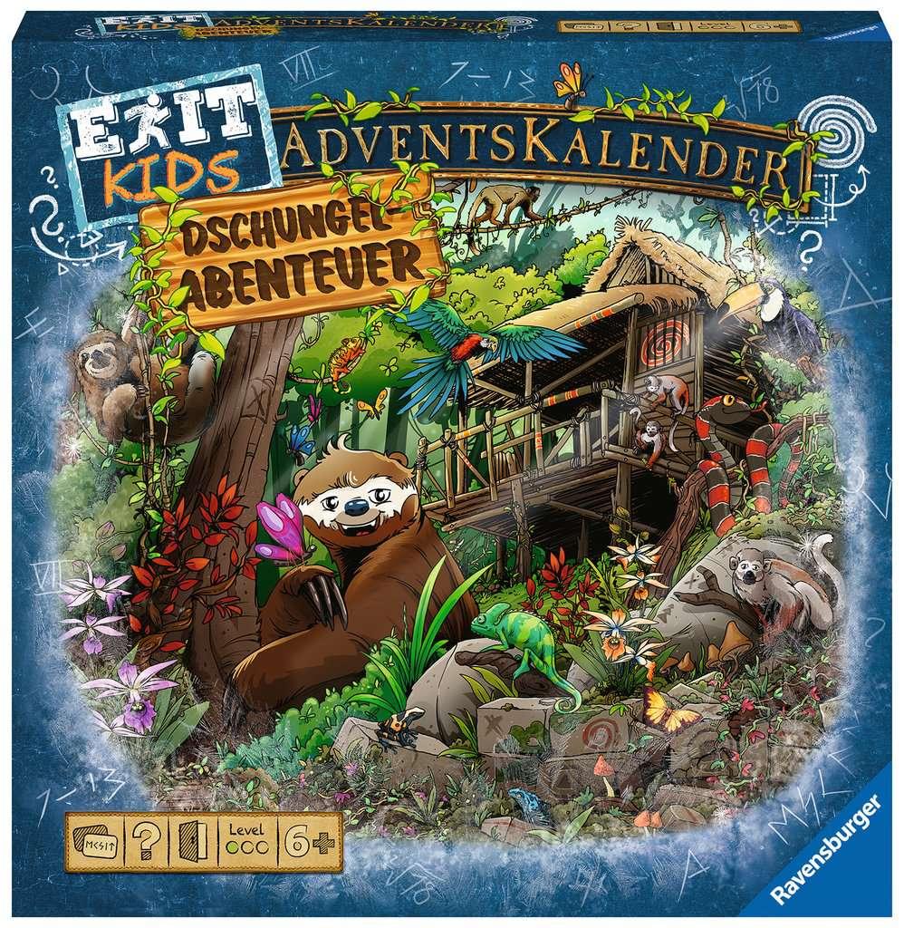 EXIT Adventskalender kids - D