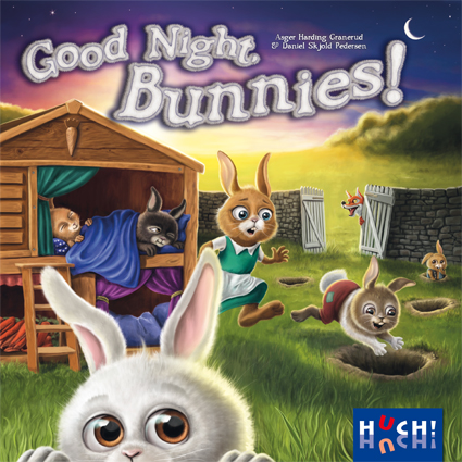 Good night, Bunnies!