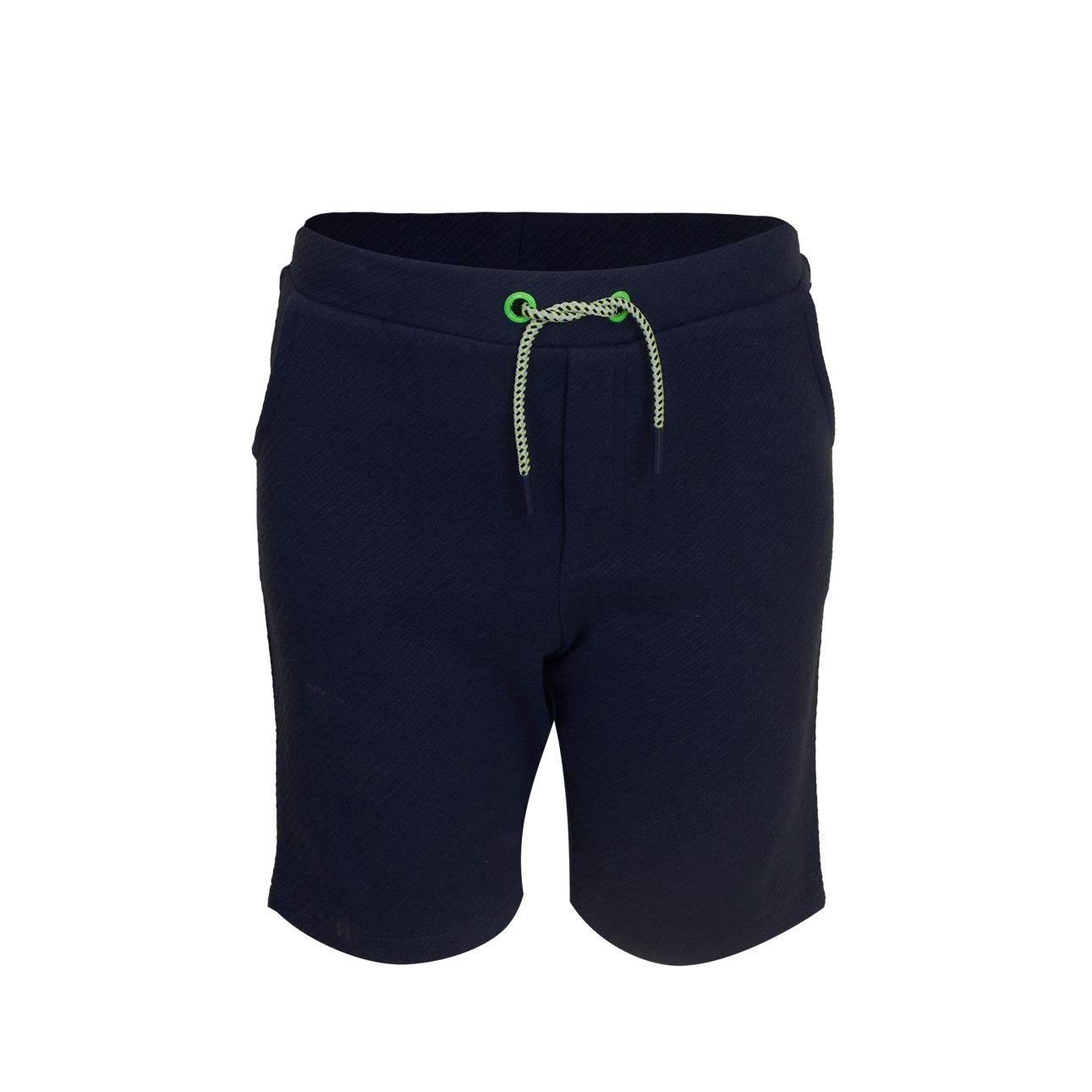 kurze Jogginghose 134 Navy SOMEONE 100% Awesome
