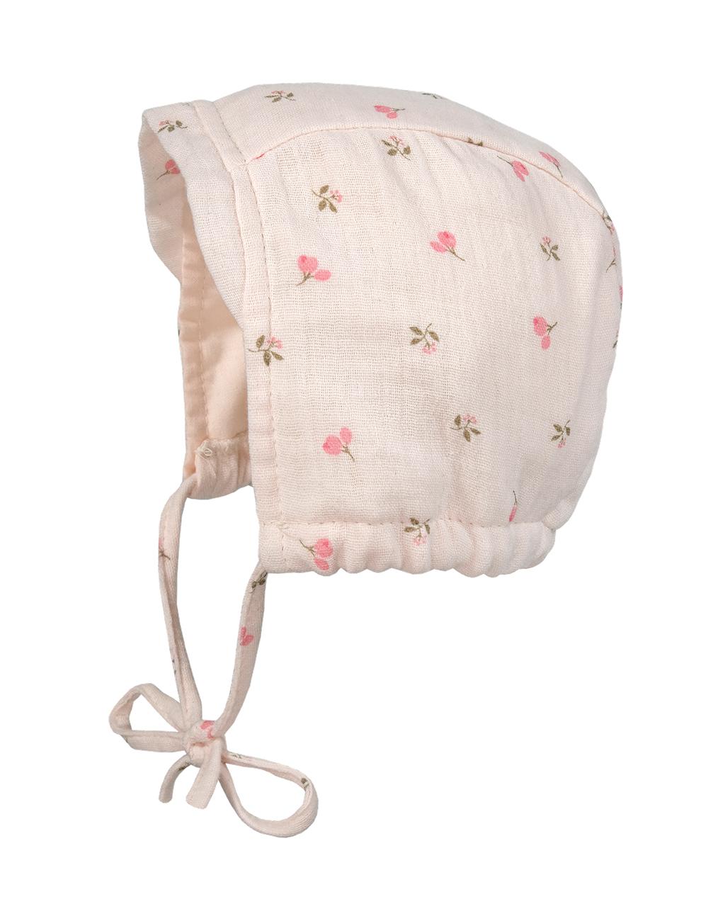 NEWBORN-Schute 39 Maximo. Farbe: blassrosa-pink-blümchen, Größe: 39