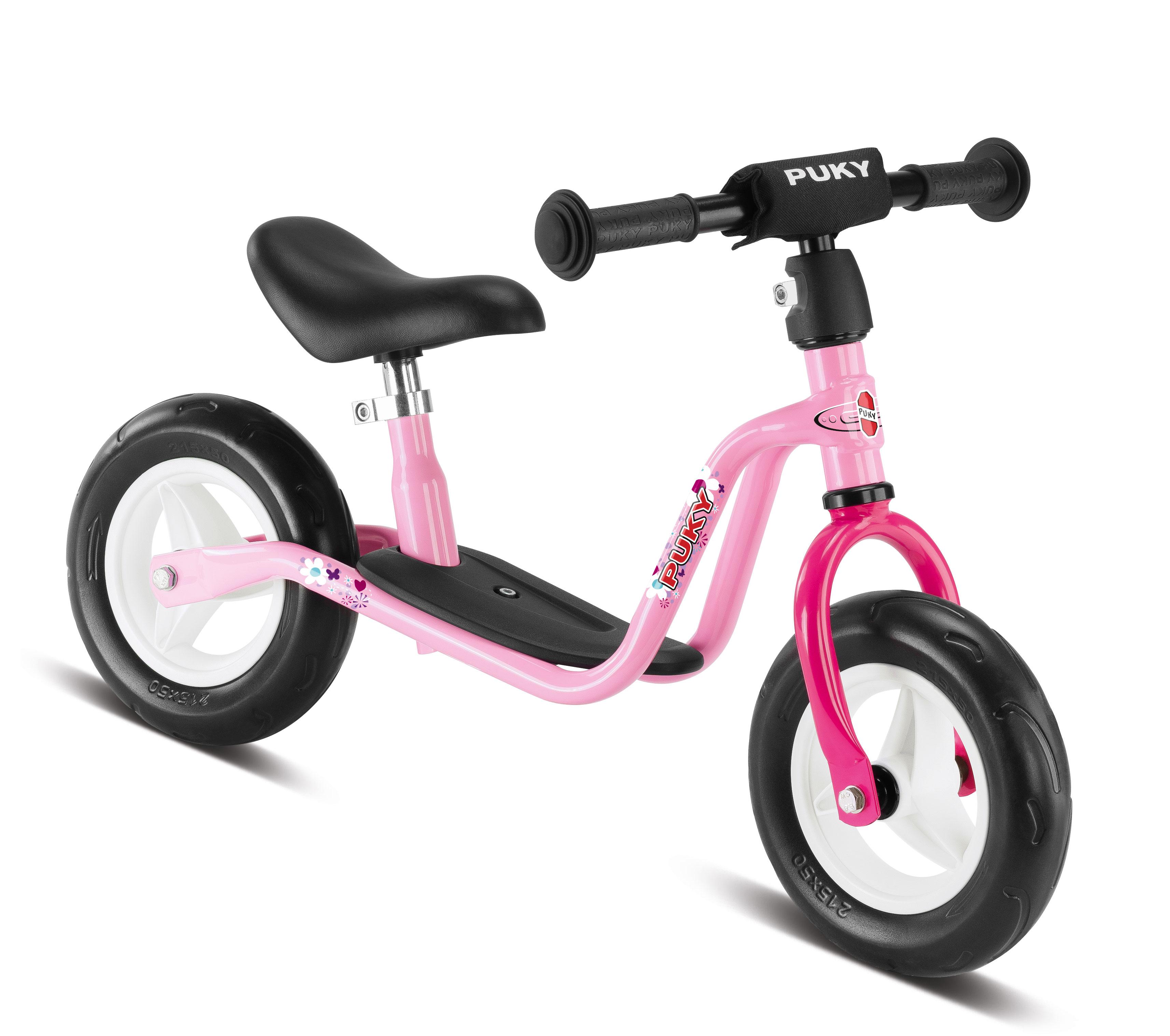PUKY-LR M pink Laufrad Medium