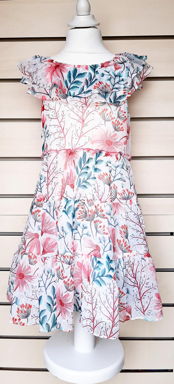 Kleid 140 flamingo happy girls by Eisend