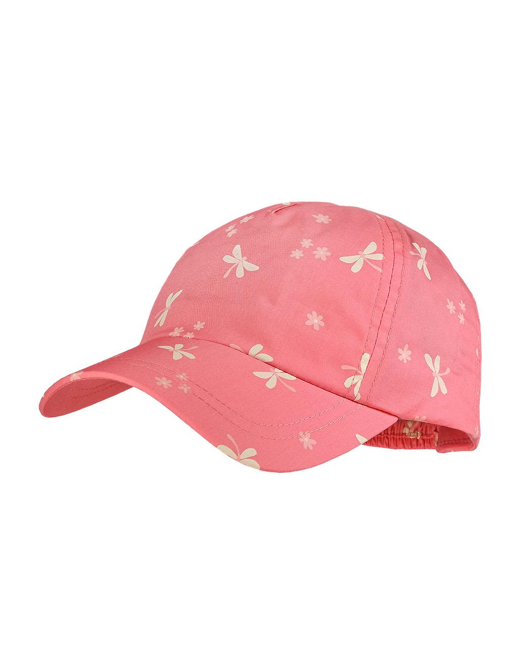 GIRL-Cap, Libelle 51 Maximo. Farbe: flamingo, Größe: 51/53