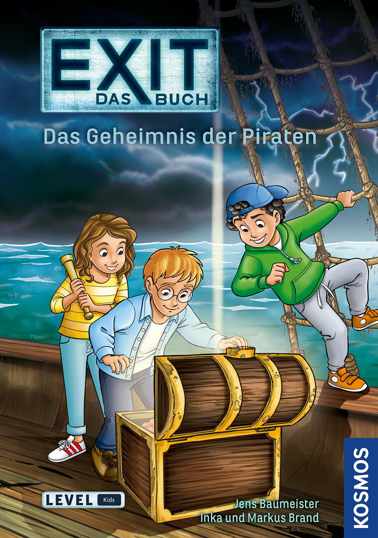 EXIT Buch Piraten