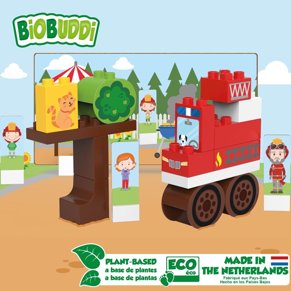 BioBuddy Feuerwehrauto